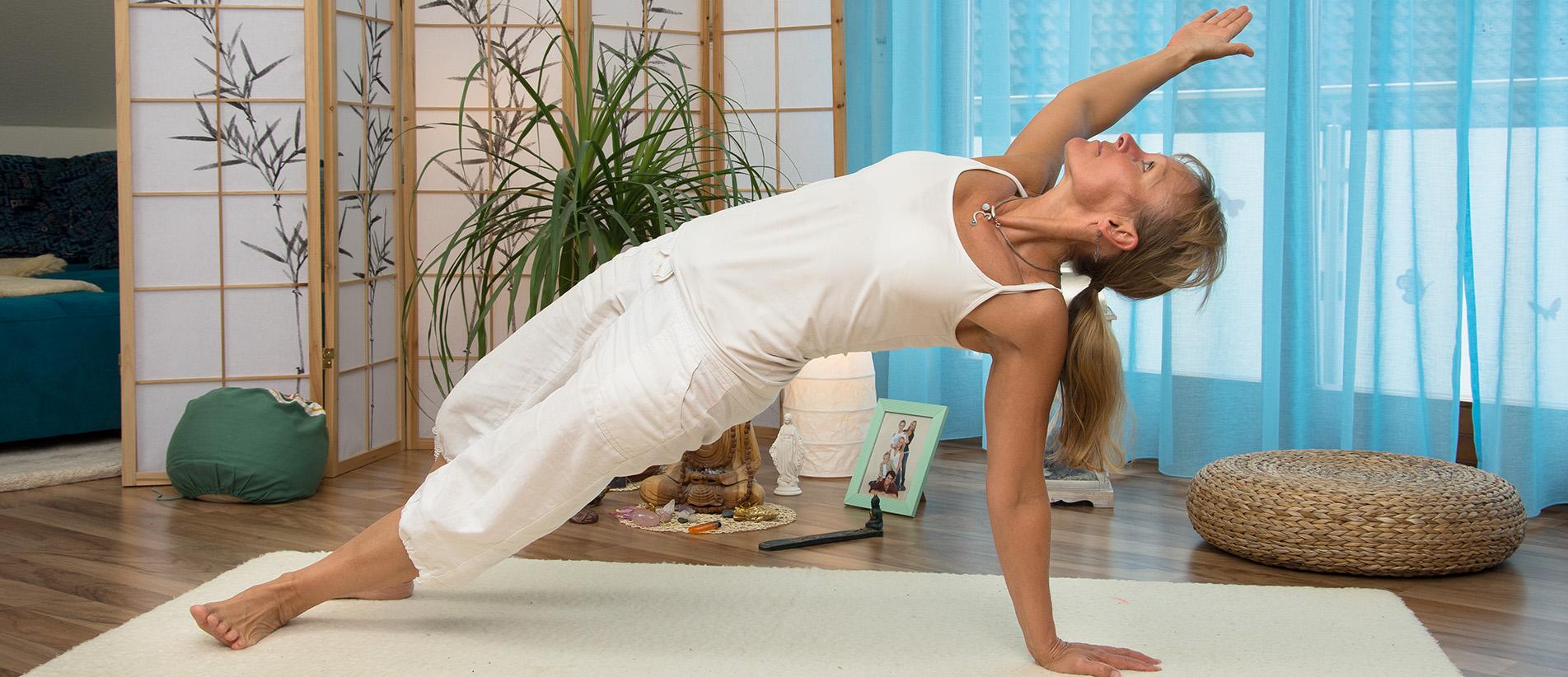 Namaste und Herzlich willkommen auf meiner Webseite